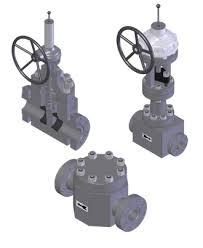 شیر اوریون مدل API 6A